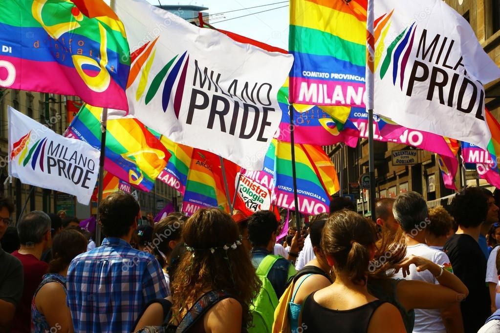 Милан и геи