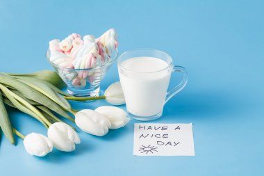 Have a nice day! Sweet morning.