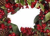 Photo Christmas Wreath