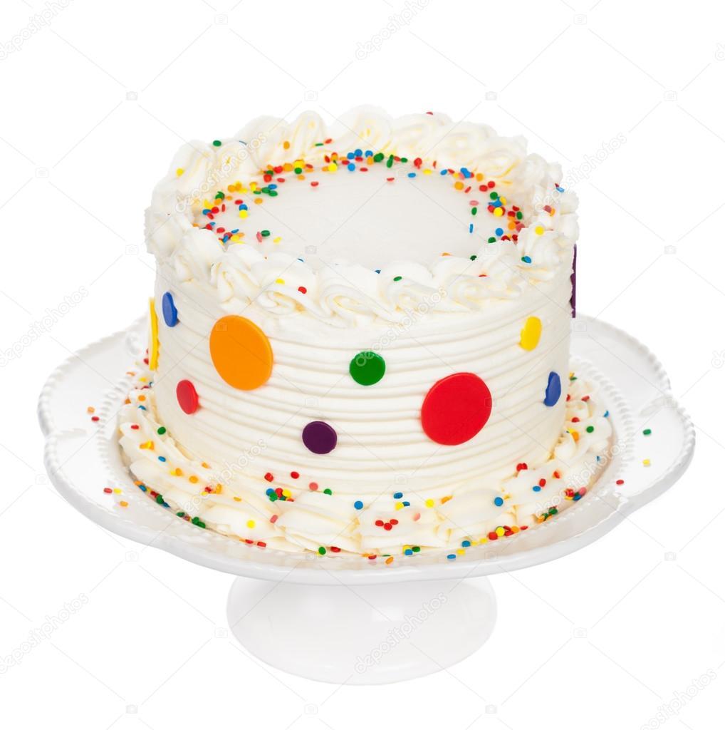 Peachy Images Polka Dot Fondant Cake Birthday Cake With Polka Dot Funny Birthday Cards Online Necthendildamsfinfo