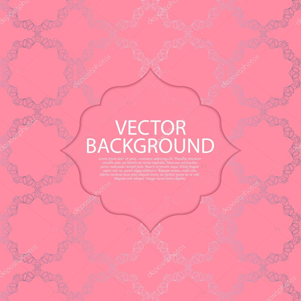 Vector illustration background invitation silver line vetor de vector illustration background invitation silver line vetor de stock stopboris Images