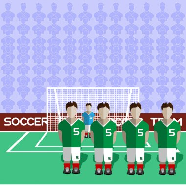 Iran Soccer Club Penalty on a Stadium