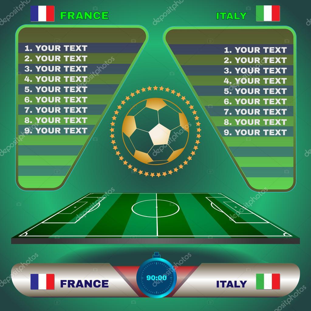 Футбол франция статистика