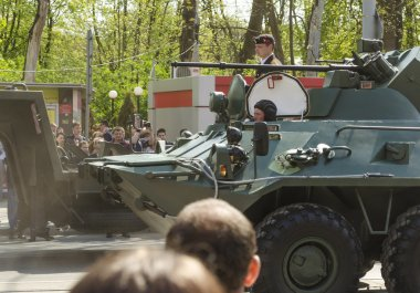 Military Parade for the 70th anniversary of the victory over fas