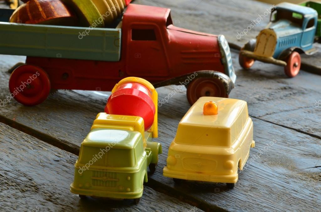 De Vintage Ambulancia Juguetes Juguete Y Coche Conjunto dBoWeQxrC