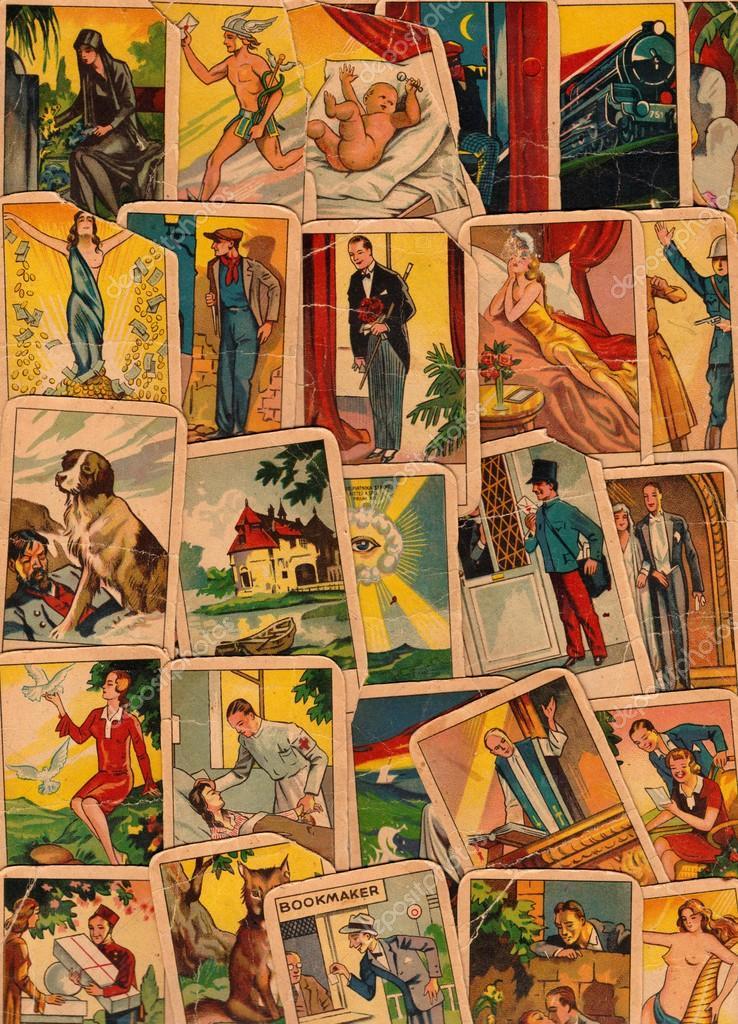 Старинные гадание карты таро таро 23 карта аркан