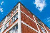 Architektonické řešení administrativních budov v Zlín, Česká republika