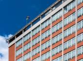Architektonické řešení administrativní budova č. 21 v Zlín, Česká republika