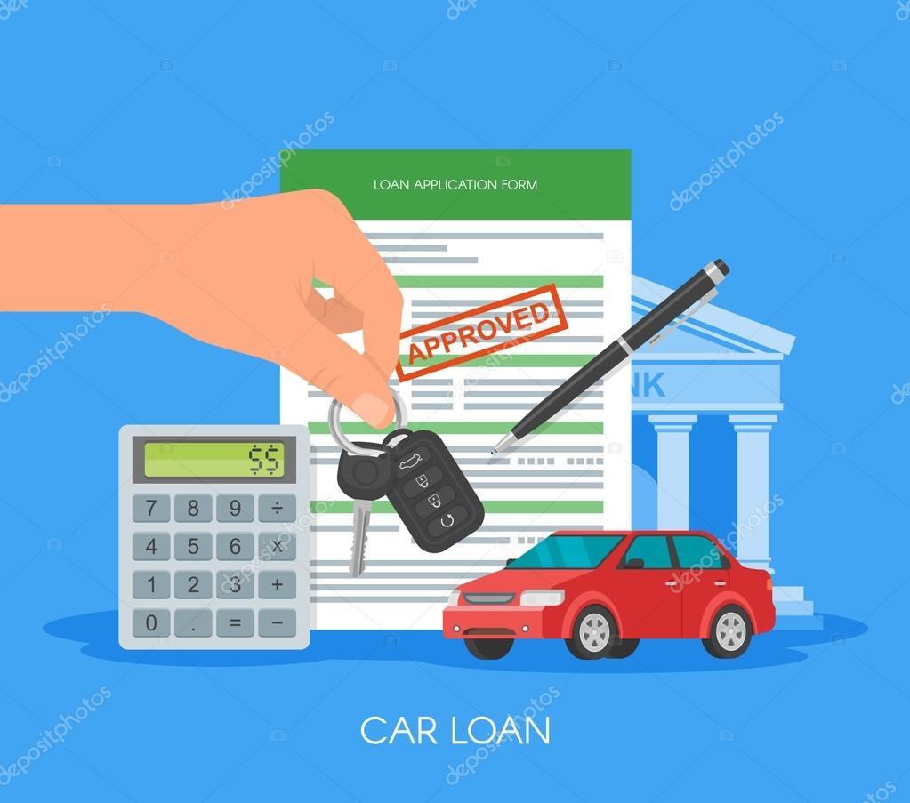 Araba satın almak için kredi