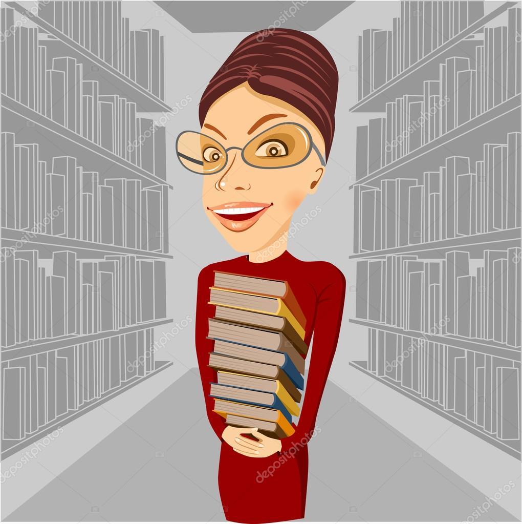 Картинки методист в библиотеке