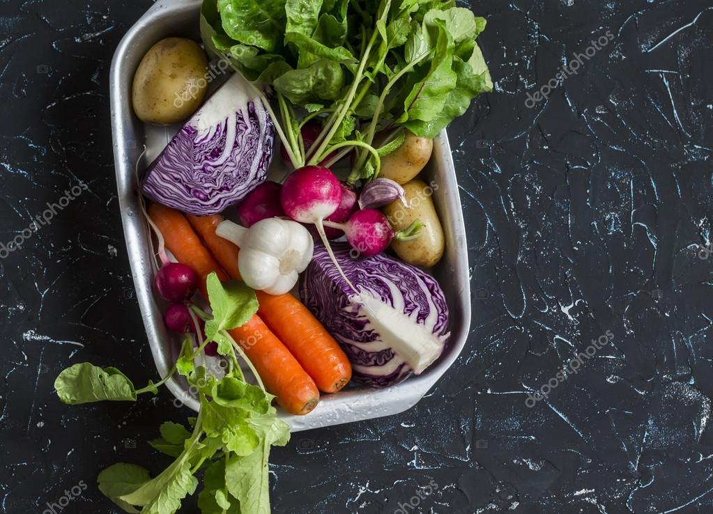 Диета на капусте вегетарианская