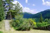 bellissimo lago di Fiastra, Italia