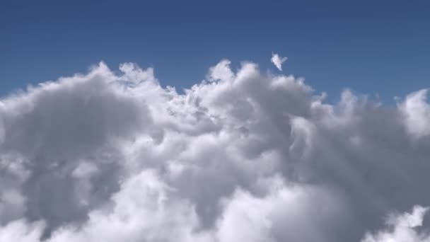 Přelet nad mraky