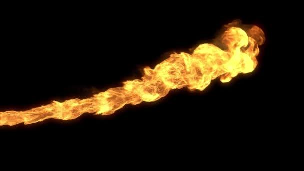cracheur de flammes