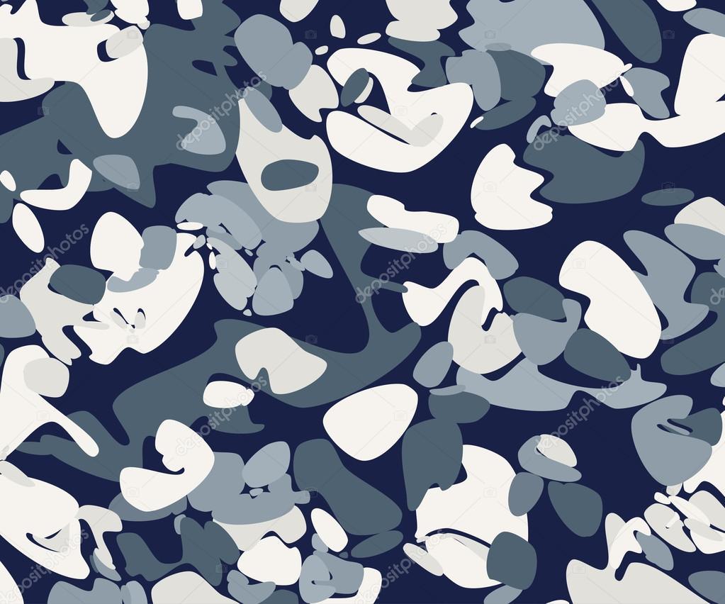 Fondo Astratto Di Vettore Mimetica Militare Vettoriali Stock
