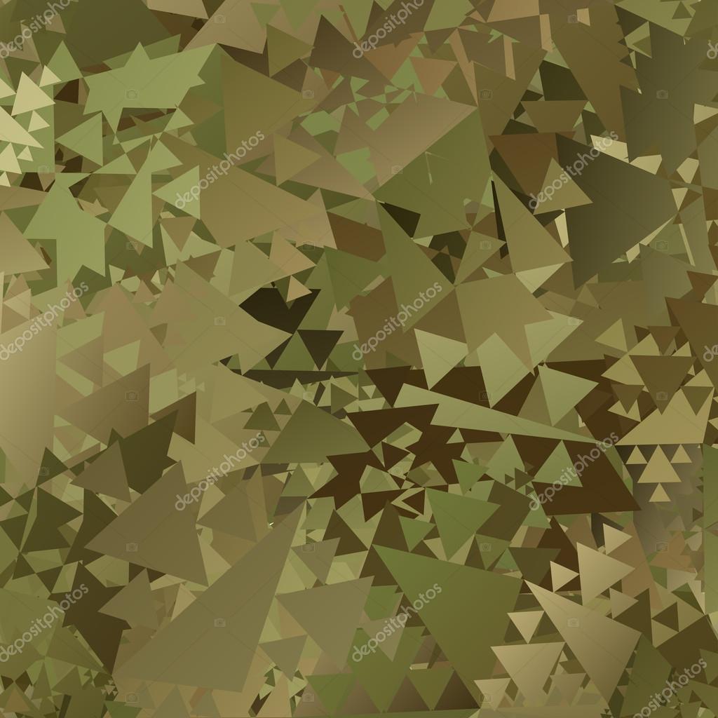 Fondo de vector abstracto camuflaje militar — Vector de stock © CRVL ...