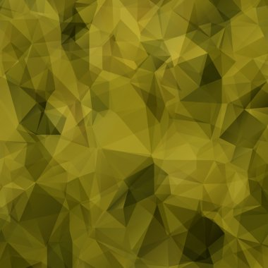 Abstract Vector Military Camouflage Background