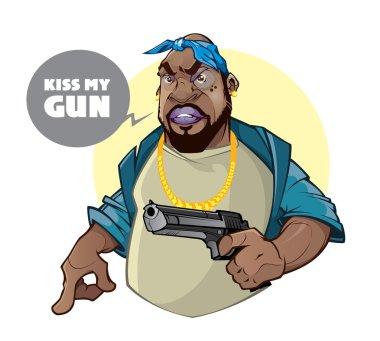 KISS MY GUN