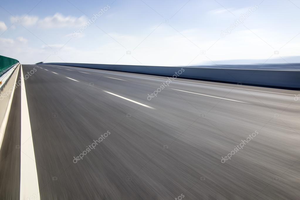highway empty road