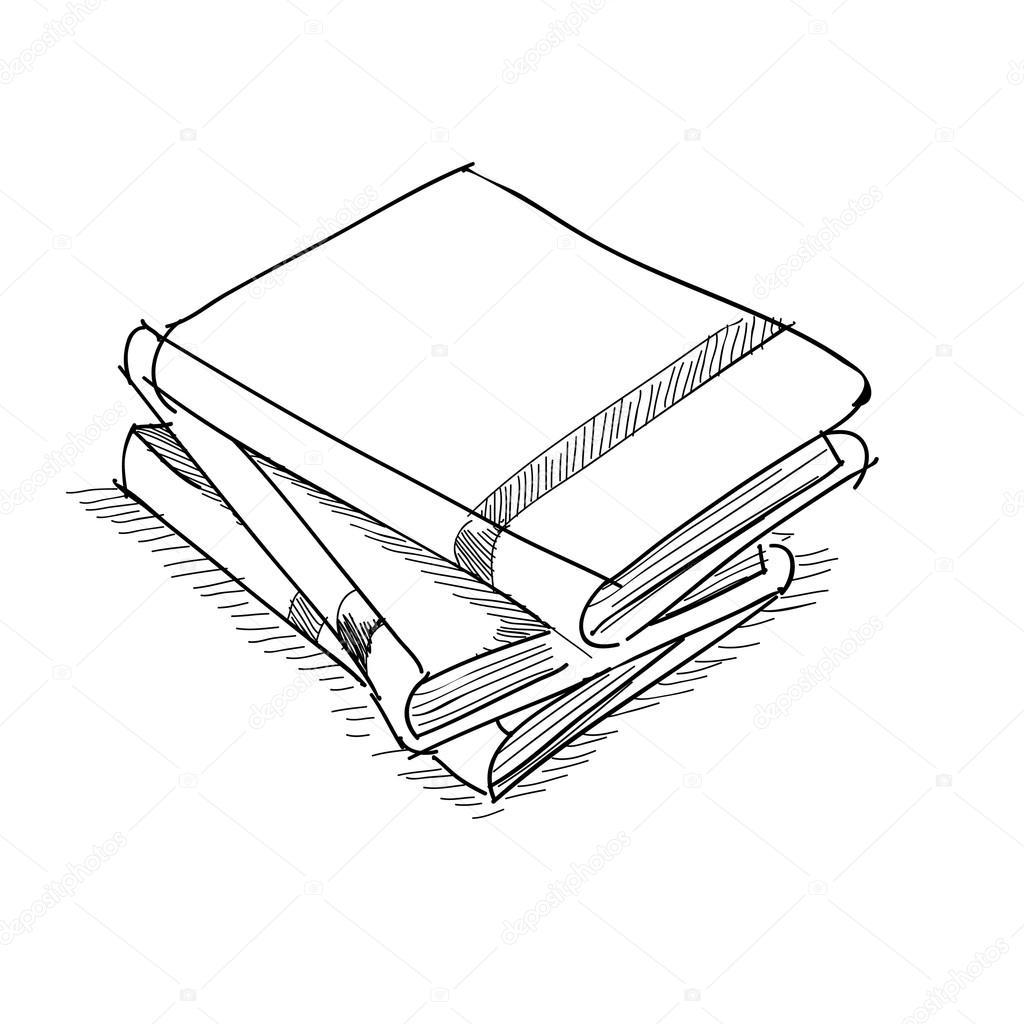 Vector Croquis Main Dessin Illustration Du Livre Ancien