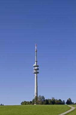 transmitter on  Hohenpeissenberg