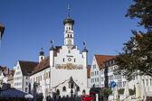 Fotografie Rathaus von Kempten