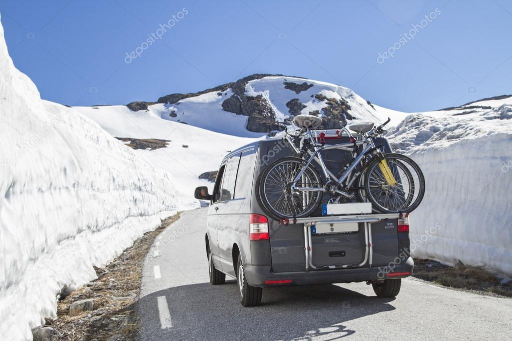 Winter end in Jotunheimen
