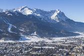 Fotografie Garmisch und Zugspitze