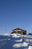Fotografie Winter auf der Neureuth