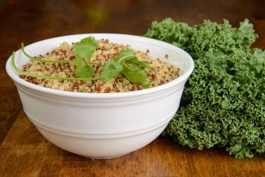 Quinoa in Bowl