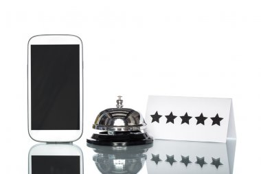 globalization website booking lodging by cell phone, Five Stars