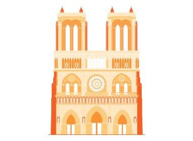 Cathedral Notre-Dame de Paris in France - 4