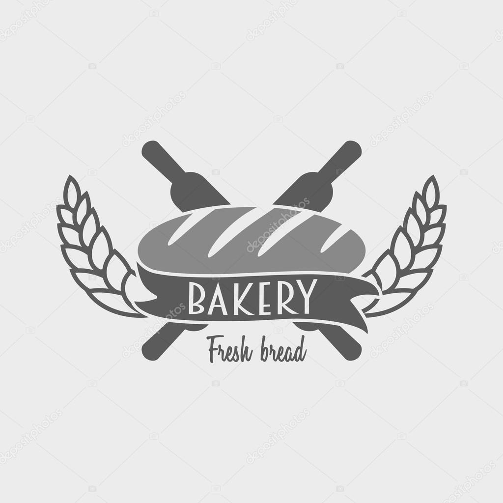 Vintage bakery label badge or logo concept can be used to design vintage bakery label badge or logo concept can be used to design business cards shop windows posters flyers etc vector by woters reheart Choice Image