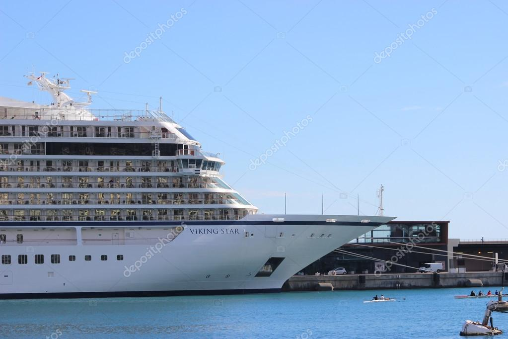 Luxury Cruise Ship In Monaco Harbor Stock Editorial Photo - Cruise ships in monaco today