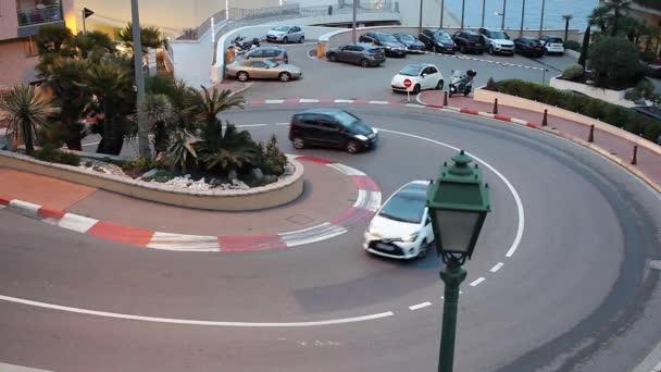 Slavný F1 obrat v Monaku časová prodleva