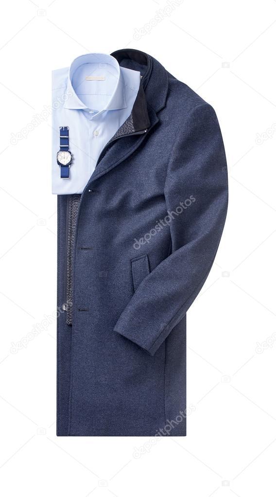 Camisas de abrigo para hombre
