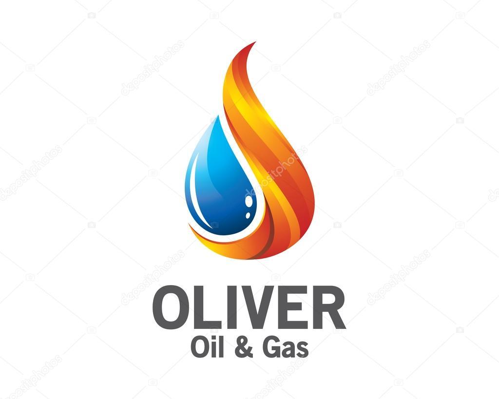 Gas Logo Design 3d Oil And Gas Logo Design Colorful 3d Oil And Gas Logo Vector Stock Vector C Mahabiru 100821572