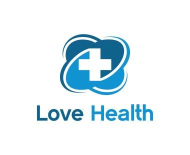 healthcare business identity logo template. Healthcare vector logo design branding corporate identity. modern healthcare vector .