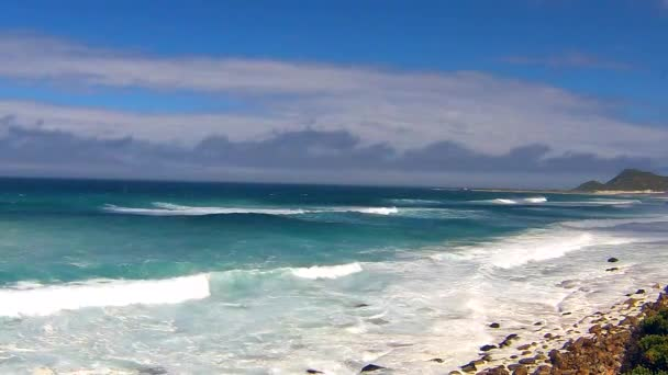 Ocean waves Cape of Good Hope