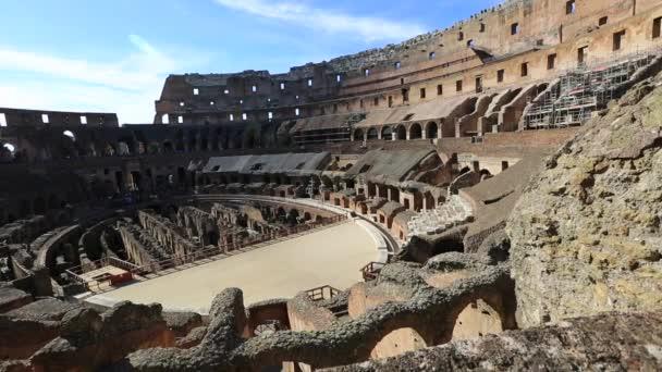 Interiér panorama Kolosea