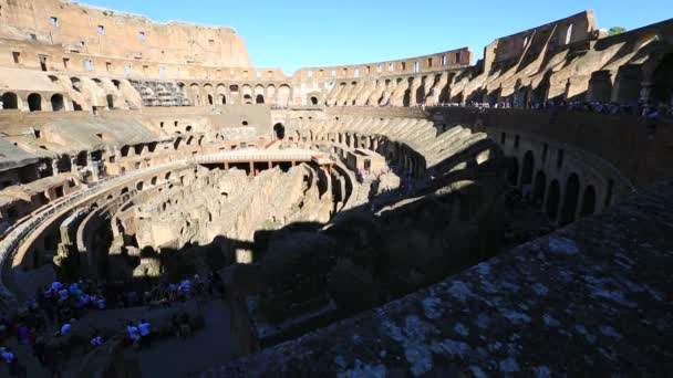 interiér panorama Colosseo