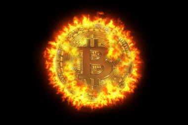 Bullish Bitcoin yeni rekor için yanıyor