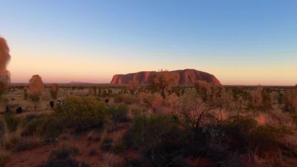 Uluru - Kata Tjuta platforms