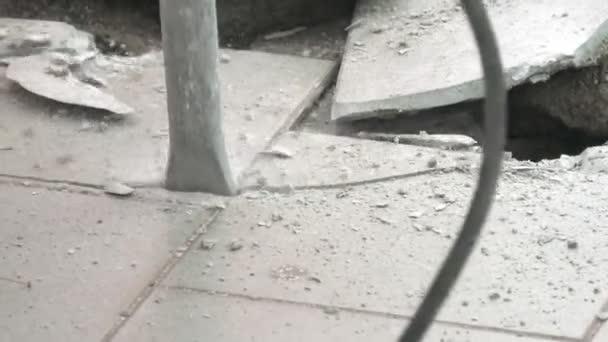 elektrické pneumatické kladivo