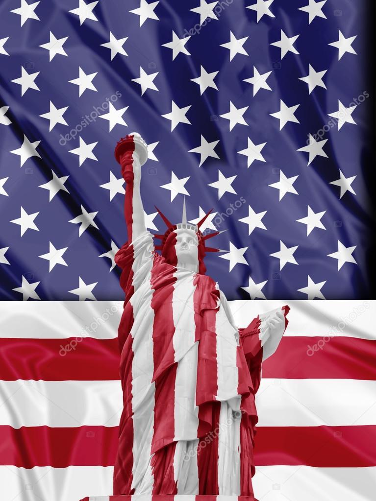 Symbols Of America Stock Photo Bennymarty 77170561