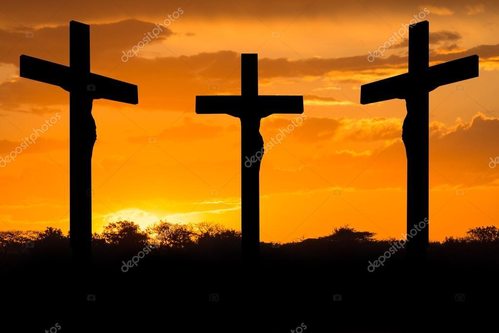 jesus and crosses stock photo bennymarty 78461932