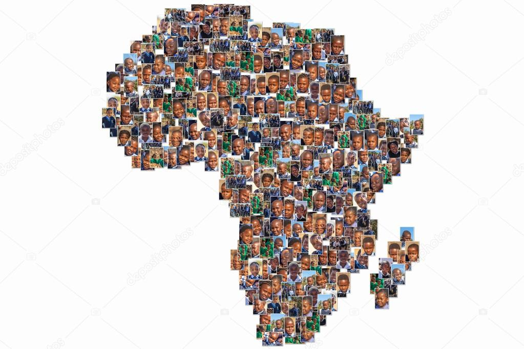Africa map collage stock editorial photo bennymarty 90322398 africa map collage stock photo 90322398 gumiabroncs Gallery