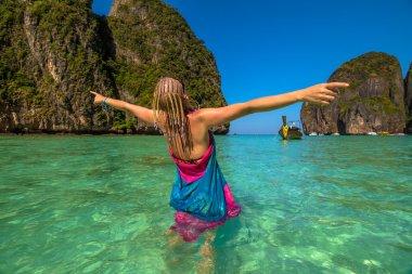 Maya Bay Phi-Phi Island