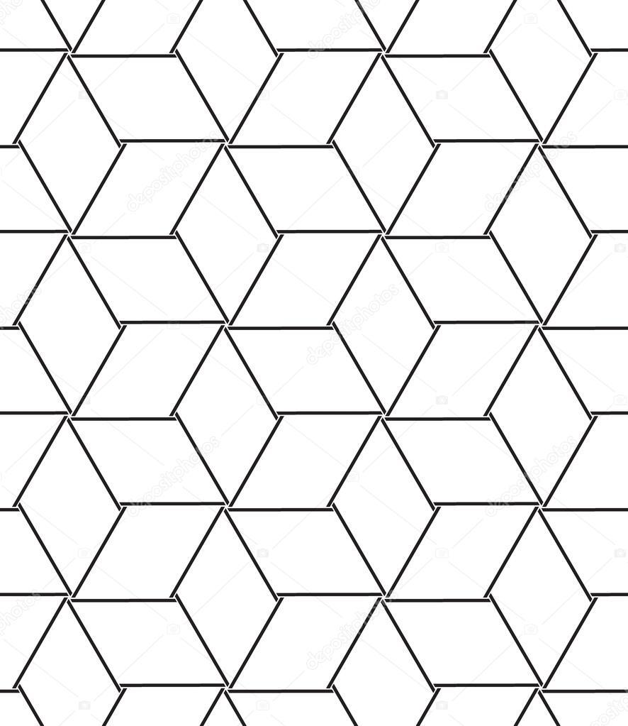 Vector seamless pattern photo rare photo