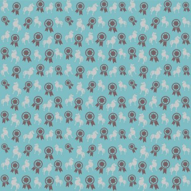 Animals pattern seamless background